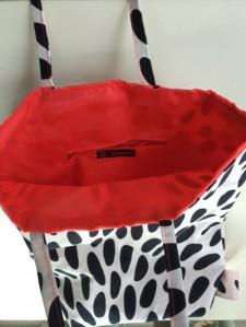 tote rucksack innentasche alltagsschoen